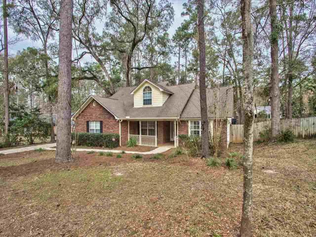 1882 Log Ridge, Tallahassee, FL 32312 (MLS #315801) :: Best Move Home Sales