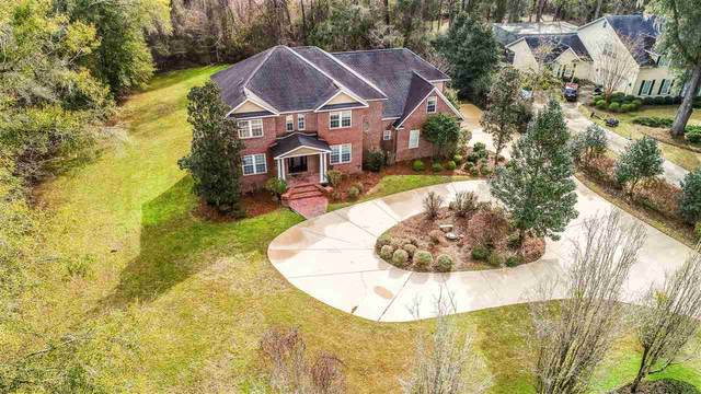 6357 Ox Bow, Tallahassee, FL 32312 (MLS #315828) :: Best Move Home Sales