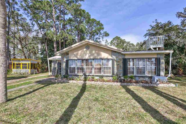 2215 East Hwy 98 Highway, Carrabelle, FL 32322 (MLS #317018) :: Team Goldband