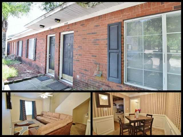 2449 Emerald Ridge Loop #1, Tallahassee, FL 32303 (MLS #320048) :: Danielle Andrews Real Estate