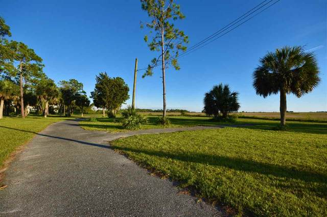 201 Fourth Street, Steinhatchee, FL 32359 (MLS #320347) :: Team Goldband
