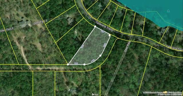 TBD Tallavana Trail, Havana, FL 32333 (MLS #322343) :: Team Goldband
