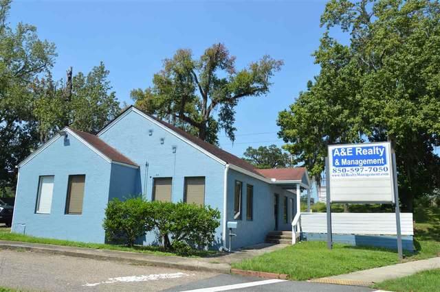 2205 Apalachee Parkway, Tallahassee, FL 32301 (MLS #322344) :: Team Goldband