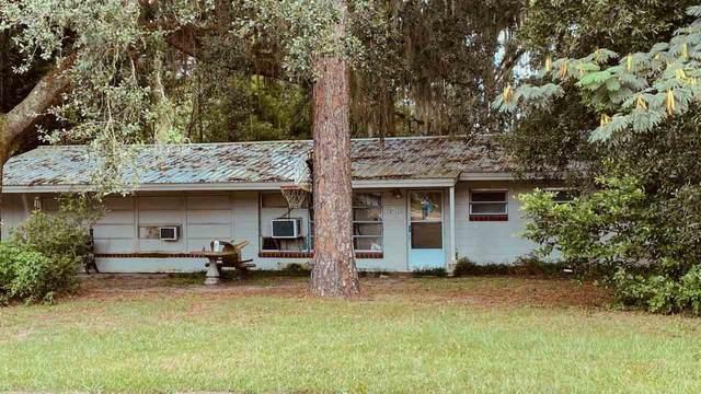 2711 Foley Cut Off Road Road, Perry, FL 32348 (MLS #322699) :: Danielle Andrews Real Estate