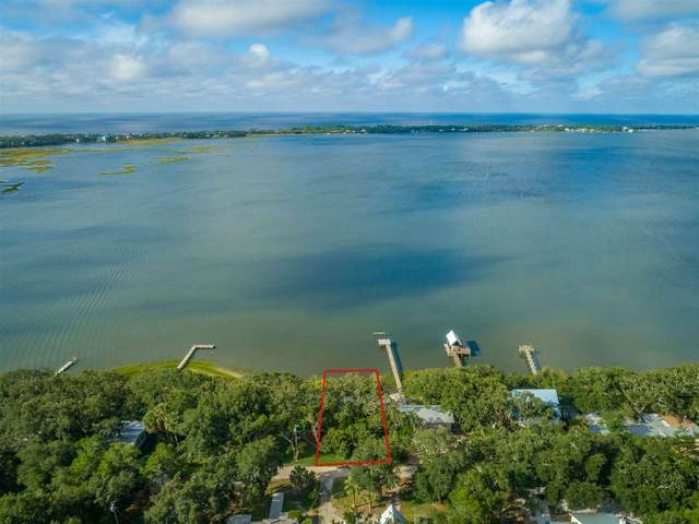 648 Mariner Circle, Alligator Point, FL 32346 (MLS #323547) :: Team Goldband
