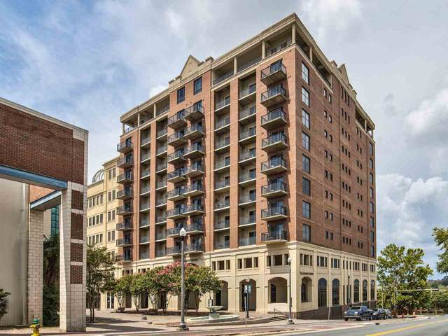 215 W College Avenue #801, Tallahassee, FL 32301 (MLS #323743) :: Team Goldband