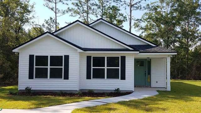 106 Lance Lane, Crawfordville, FL 32327 (MLS #324027) :: Team Goldband