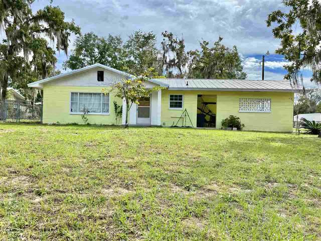 1300 SE First Avenue, Steinhatchee, FL 32359 (MLS #325028) :: Team Goldband