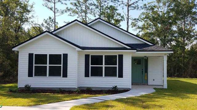 33 Melody Lane, Crawfordville, FL 32327 (MLS #325588) :: Team Goldband