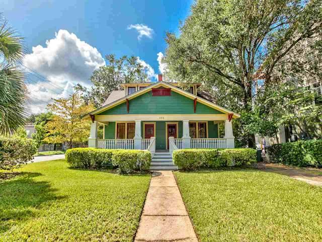 403 Saint Francis Street, Tallahassee, FL 32301 (MLS #325722) :: Team Goldband