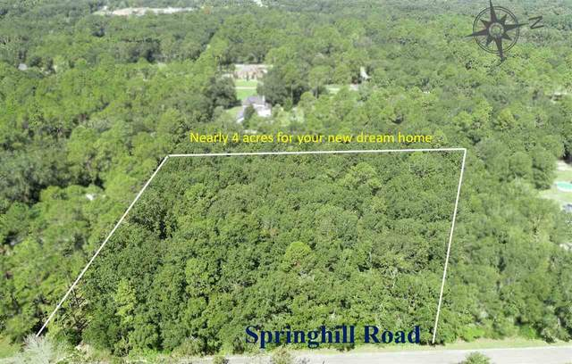 0 Springhill Road #0, Perry, FL 32347 (MLS #325781) :: Team Goldband