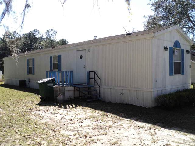 115 Liberty Road, Crawfordville, FL 32327 (MLS #325961) :: Team Goldband