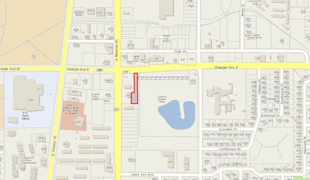 00 Orange Avenue, Tallahassee, FL 32301 (MLS #326171) :: Team Goldband