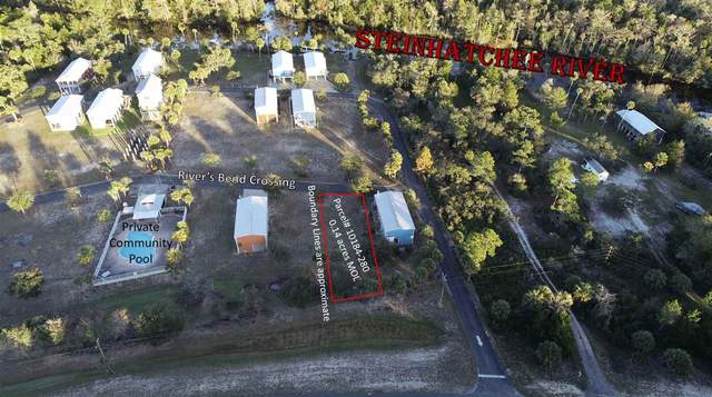 0 Rivers Bend Lot 280 Crossing, Steinhatchee, FL 32359 (MLS #326681) :: Team Goldband