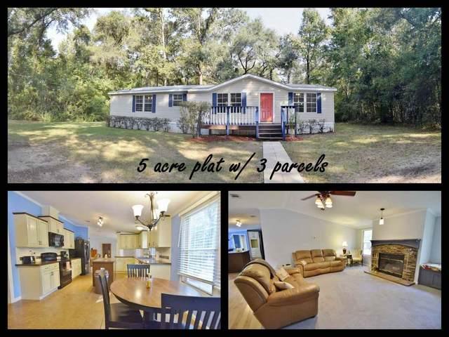 4056 Schaffer Lane, Tallahassee, FL 32317 (MLS #326968) :: Team Goldband