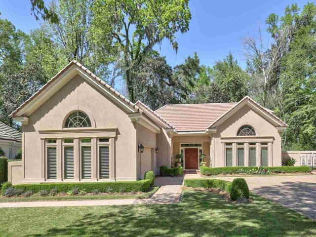 527 Woodfern Court, Tallahassee, FL 32312 (MLS #327304) :: Team Goldband