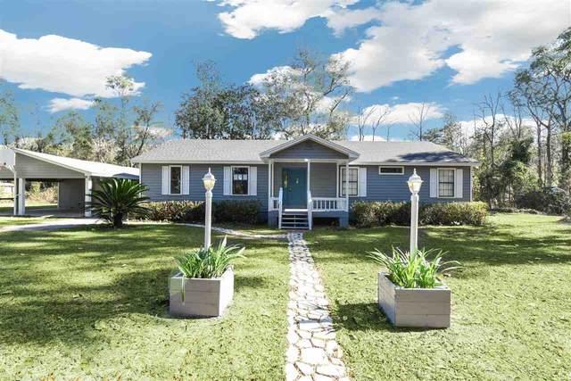 4375 Wainwright Road, Tallahassee, FL 32310 (MLS #327460) :: Team Goldband