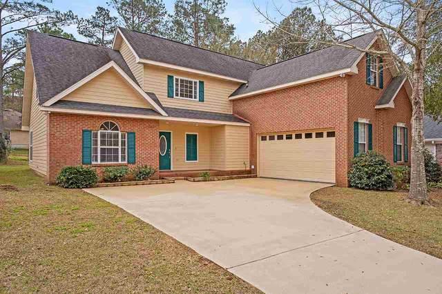 848 Eagle View Drive, Tallahassee, FL 32311 (MLS #327487) :: Team Goldband