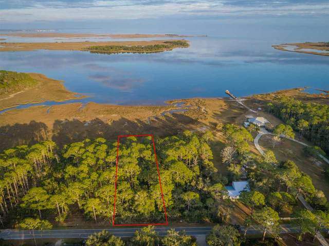 Levy Bay Road, Panacea, FL 32346 (MLS #327493) :: Team Goldband