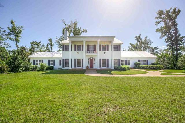 615 Morgan Avenue, Chattahoochee, FL 32324 (MLS #327560) :: Danielle Andrews Real Estate