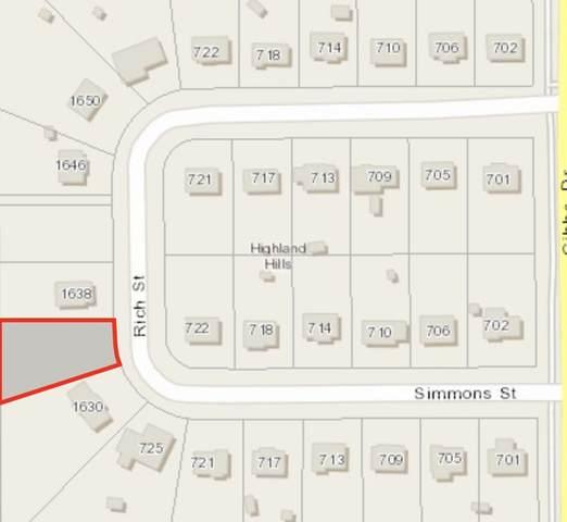 Lot 10 Rich Street, Tallahassee, FL 32303 (MLS #327730) :: Team Goldband