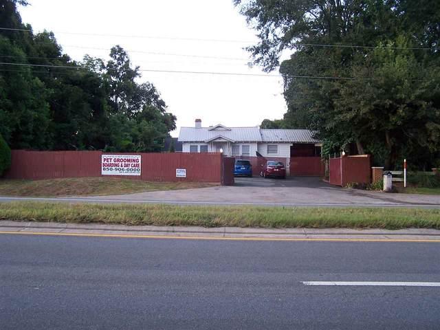 3716 Appalachee Parkway, Tallahassee, FL 32311 (MLS #327840) :: Danielle Andrews Real Estate