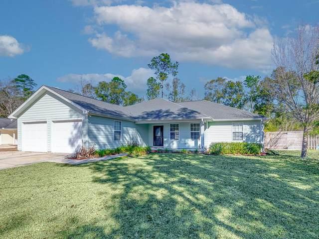 18 Lake Ellen Circle, Crawfordville, FL 32327 (MLS #327937) :: Team Goldband