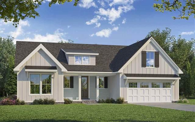 Lot 24 Avondale Drive, Crawfordville, FL 32327 (MLS #328094) :: Team Goldband