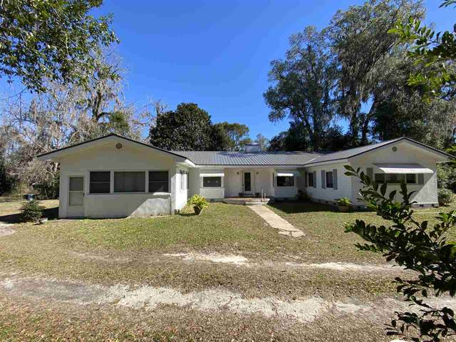990 E Pearl Street, Monticello, FL 32344 (MLS #328167) :: Danielle Andrews Real Estate