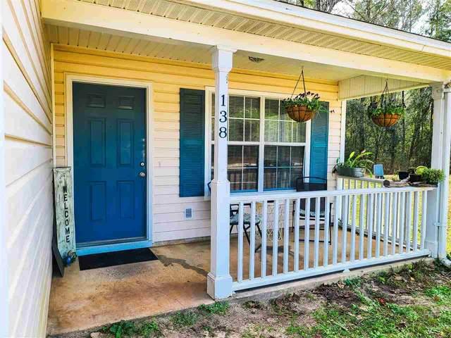 138 Greenlea Circle, Crawfordville, FL 32327 (MLS #328225) :: Team Goldband