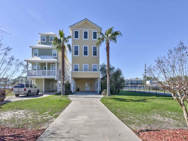 811 South Marine Street, Carrabelle, FL 32323 (MLS #328249) :: Team Goldband