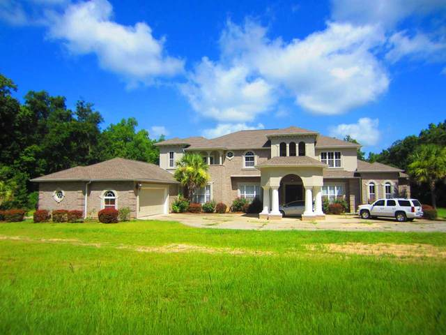 815 Ridge Road, Monticello, FL 32344 (MLS #328254) :: Danielle Andrews Real Estate