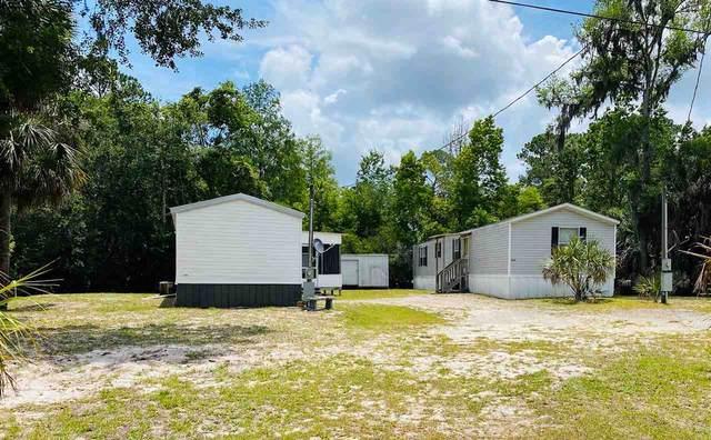 428 NW Stephens Street, Steinhatchee, FL 32359 (MLS #328309) :: Danielle Andrews Real Estate