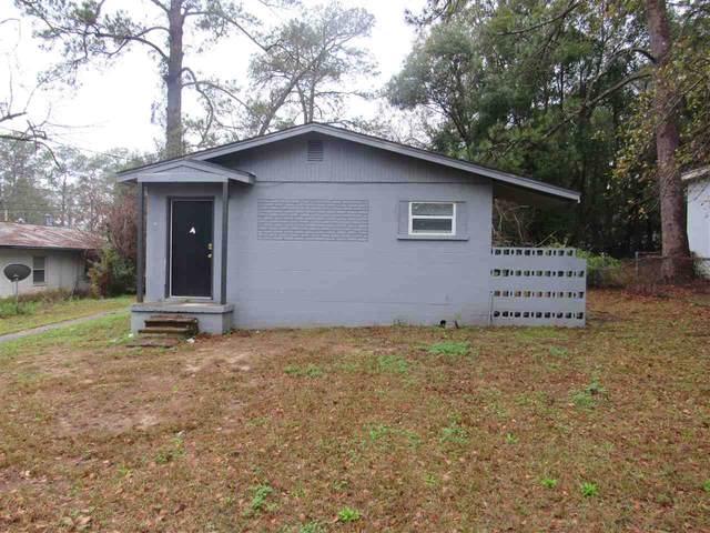 2068 Holmes Street -, Tallahassee, FL 32310 (MLS #328343) :: Team Goldband