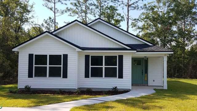 Lot 35 Melody Lane, Crawfordville, FL 32327 (MLS #328613) :: Team Goldband