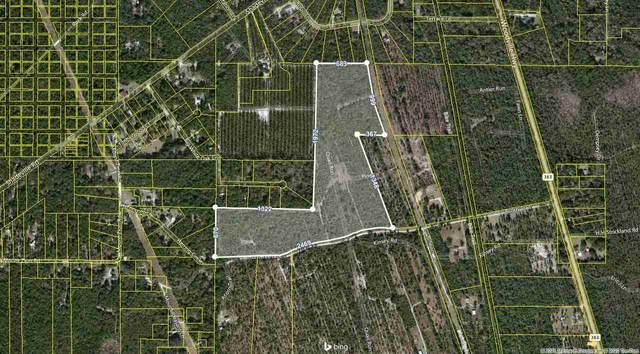 xx Acorn Trail, Crawfordville, FL 32327 (MLS #328667) :: Team Goldband