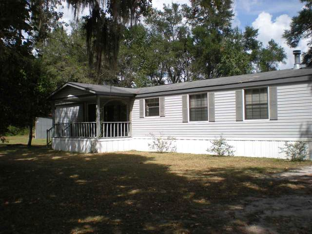 634 East Ivan Road, Crawfordville, FL 32327 (MLS #328733) :: Team Goldband