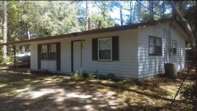 809 Marilyn Court, Tallahassee, FL 32304 (MLS #328740) :: Team Goldband