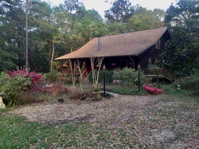8430 Freshwater Farms Road, Tallahassee, FL 32309 (MLS #328902) :: Team Goldband
