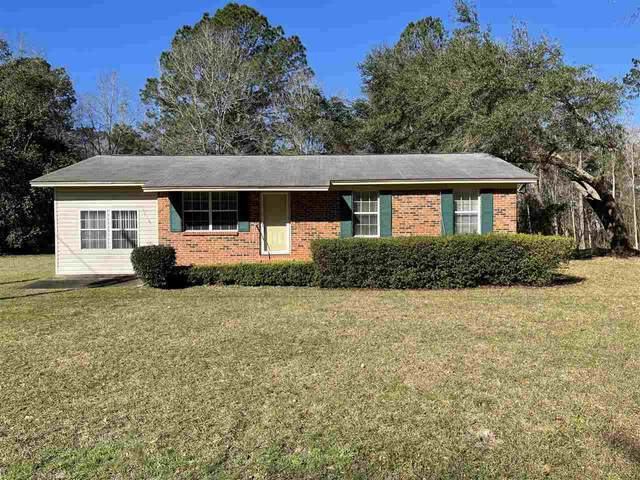 6078 Proctor Road, Tallahassee, FL 32309 (MLS #328921) :: Team Goldband
