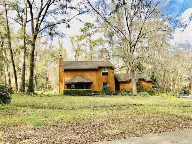 5082 Icicle Hill Road, Tallahassee, FL 32303 (MLS #329102) :: Team Goldband