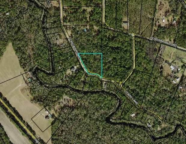 Xxxx Fonigan Road, Sopchoppy, FL 32358 (MLS #329106) :: Team Goldband