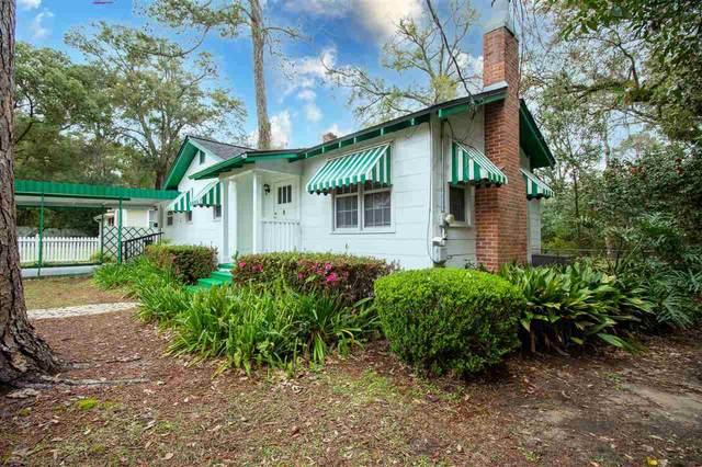 710 Glenview Drive, Tallahassee, FL 32303 (MLS #329107) :: Team Goldband