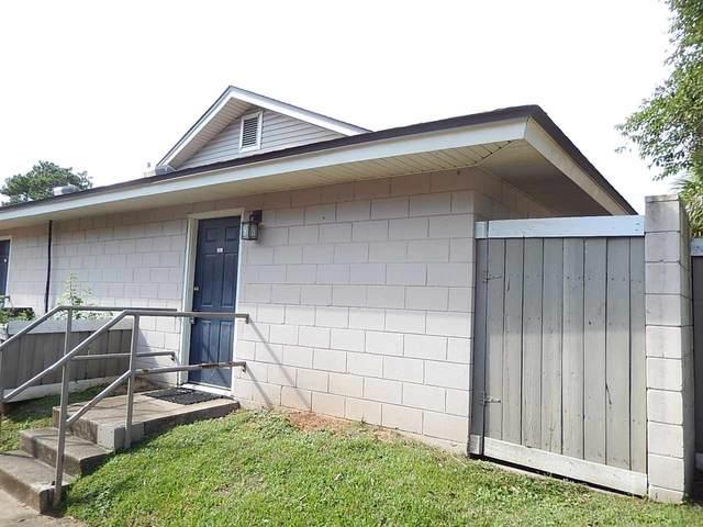 2241 W Pensacola Unit 52 Street #52, Tallahassee, FL 32304 (MLS #329142) :: Team Goldband