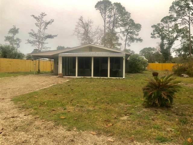 2203 E U S Highway 98 Highway, Lanark, FL 32323 (MLS #329158) :: Team Goldband