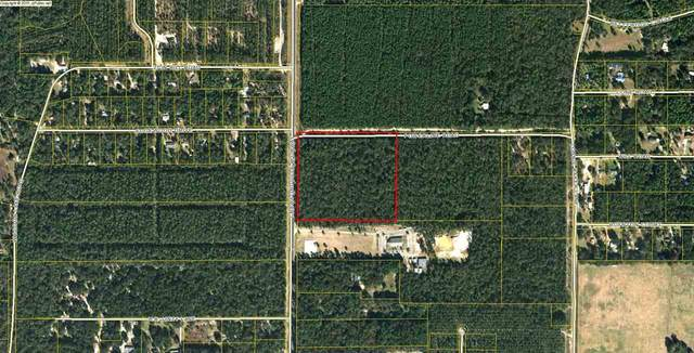 xx Crawfordville Hwy. -, Crawfordville, FL 32326 (MLS #329243) :: Team Goldband