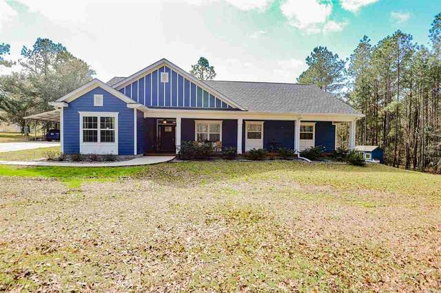 16161 Sunray Road, Tallahassee, FL 32309 (MLS #329270) :: Team Goldband