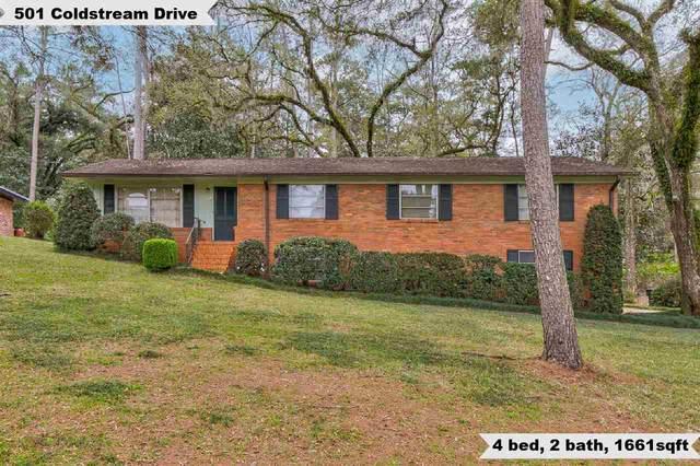 501 Coldstream Drive, Tallahassee, FL 32312 (MLS #329295) :: Team Goldband