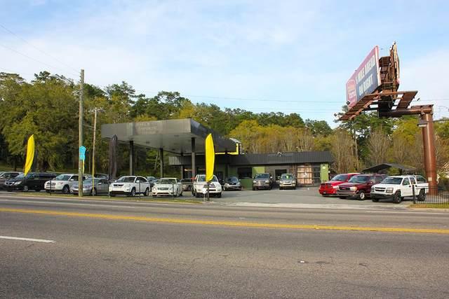 1745 N Monroe Street, Tallahassee, FL 32303 (MLS #329296) :: Danielle Andrews Real Estate