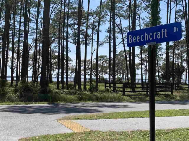 TBD Beechcraft Drive, Panacea, FL 32346 (MLS #329308) :: Danielle Andrews Real Estate